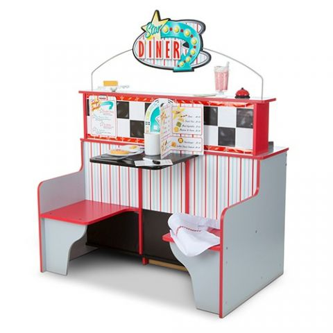 Colt de joaca Restaurant Star Melissa and Doug