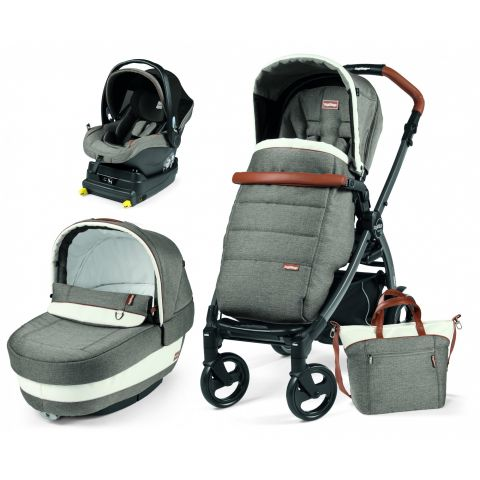 Peg Perego Carucior 3 in 1 Book 51 i-Size Polo Elite