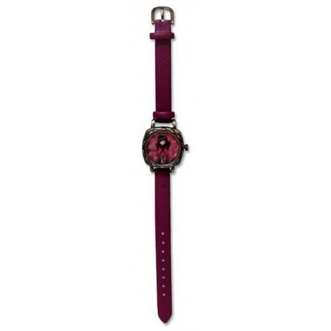 Santoro Gorjuss Ceas mana in cutie metal Ladybirds