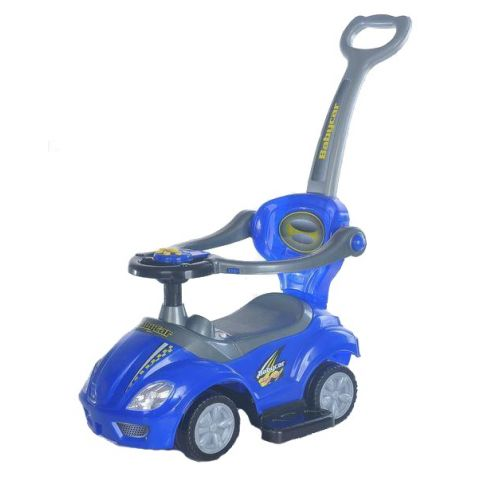 Baby mix masinuta multifunctionala 3 in 1 ride on blue