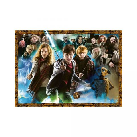 Ravensburger PUZZLE HARRY POTTER, 1000 PIESE