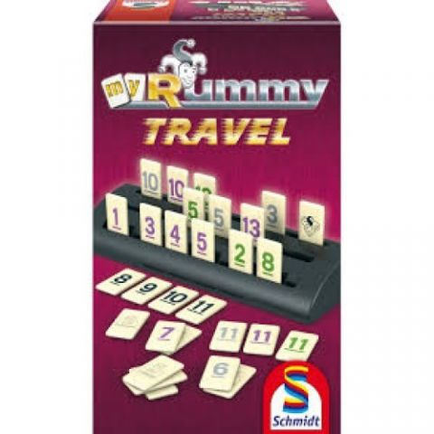 Schmidt Spiele My Rummy Travel edition
