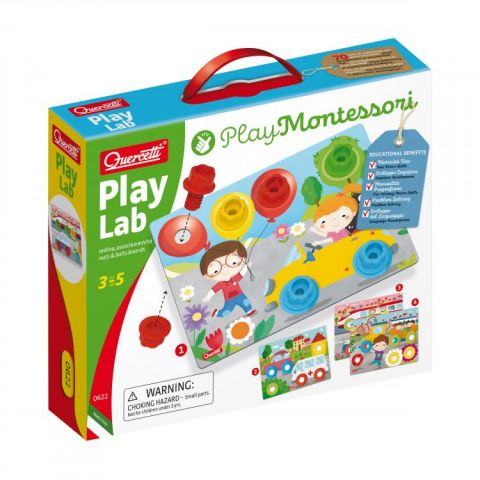 Quercetti Play Lab Montessori