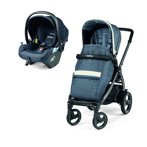 Peg Perego Carucior 2 in 1 Book 51 S Titania Lounge Luxe Mirage