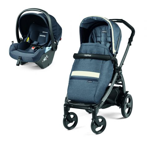 Peg Perego Carucior 2 in 1 Book 51 Titania Lounge Luxe Mirage