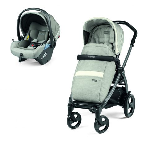 Peg Perego Carucior 2 in 1 Book 51 Titania Lounge Luxe Pure