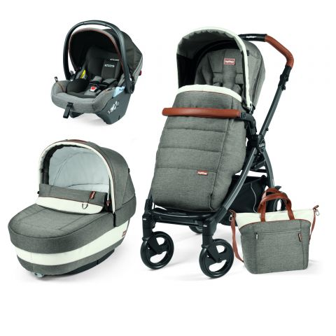 Peg Perego Carucior 3 in 1 Peg Perego, Book 51 Titania, Lounge, Polo