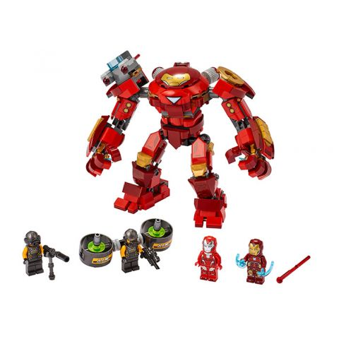 LEGO Marvel Super Heroes Iron Man Hulkbuster contra AIM. Agent (76164)