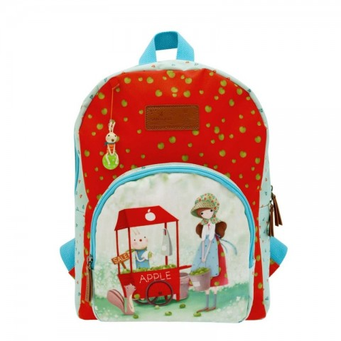 Santoro Kori Kumi Rucsac mic 33 cm An Apple A Day