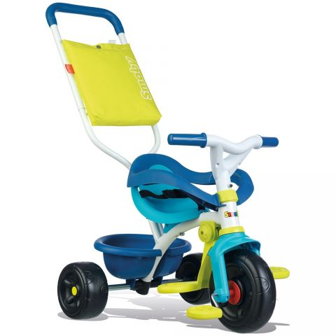 Smoby Tricicleta Be Fun Confort blue
