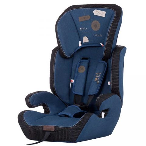 Chipolino Scaun auto Jett 9-36 kg blue denim