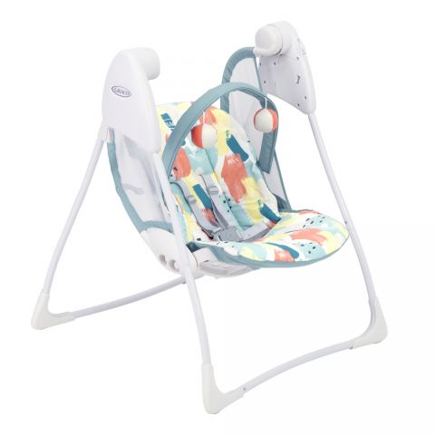 Graco Balansoar Graco Baby Delight Paintbox