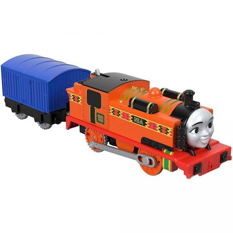 Fisher Price Tren Fisher Price by Mattel Thomas and Friends Trackmaster Nia