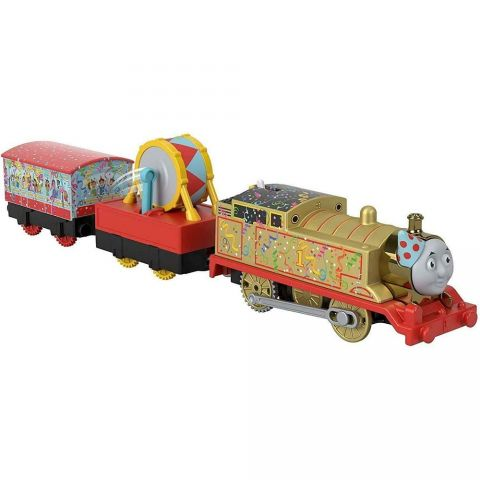 Fisher Price Tren Fisher Price by Mattel Thomas and Friends Golden Thomas