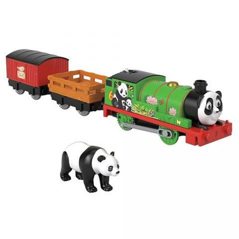 Fisher Price Tren Fisher Price by Mattel Thomas and Friends Panda Percy