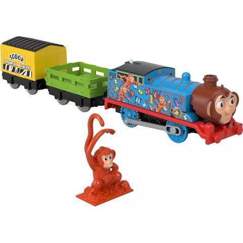 Fisher Price Tren Fisher Price by Mattel Thomas and Friends Monkey Thomas