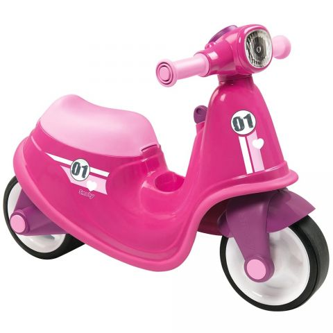 Smoby Scuter Smoby Scooter Ride-On pink
