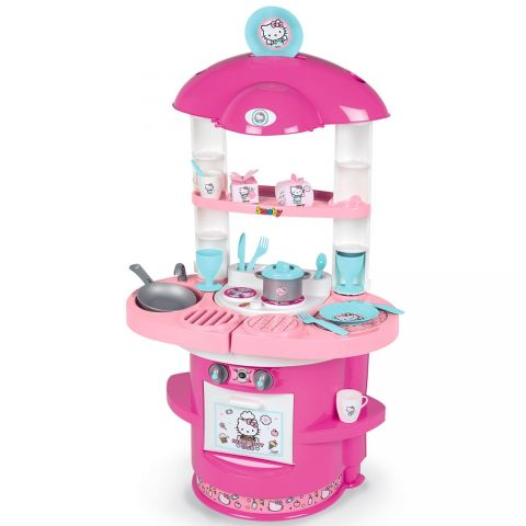 Smoby Bucatarie Smoby Hello Kitty Cooky Kitchen