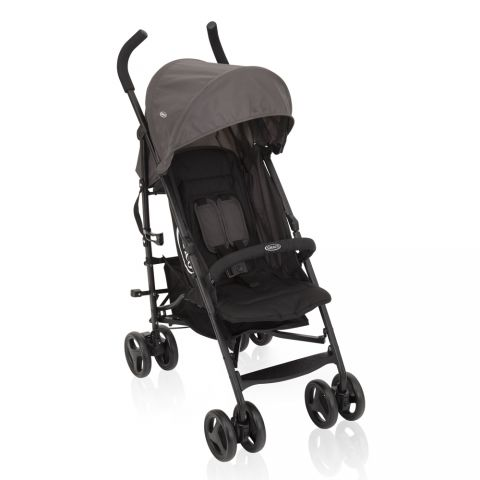 Graco Carucior TraveLite Black Grey