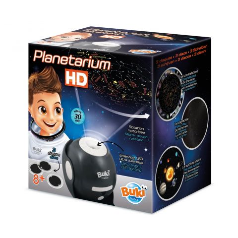 BUKI France Planetarium HD