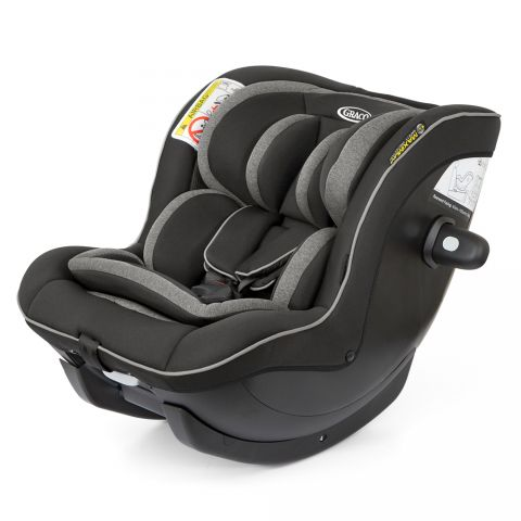 Graco Scaun auto Graco Ascent i-Size Black