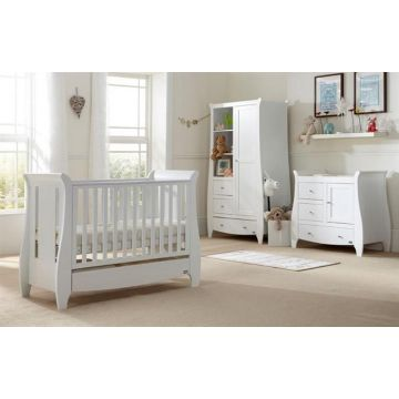 Tutti Bambini Set mobilier Katie Alb format din 3 piese