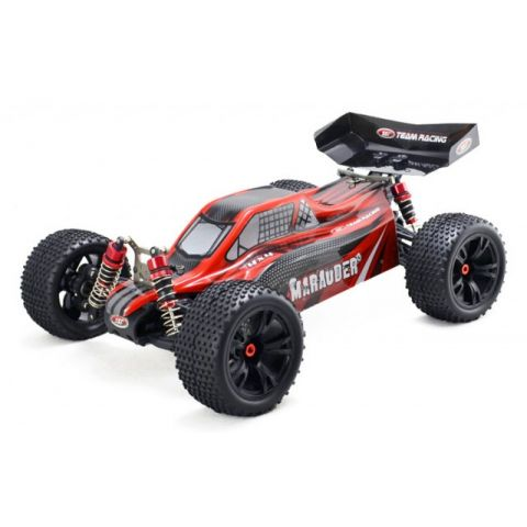 Saisutech Automodel electric Buggy SST Supporter brushless 4x4 RTR, scara 1/9