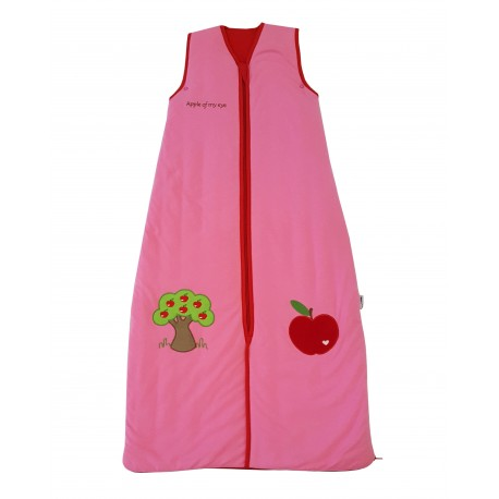 Slumbersac sac de dormit apple of my eye 18-36 luni 2.5 tog
