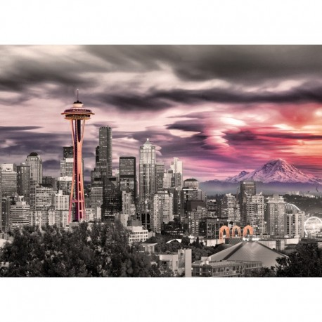 Eurographics Puzzle 1000 piese Seattle City Skyline