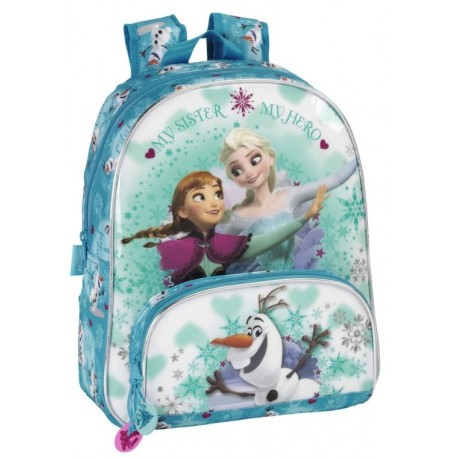 Disney Ghiozdan juniori Frozen Ice