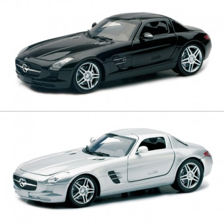 New Ray Masinuta diecast Mercedes-Benz SLS AMG 2010