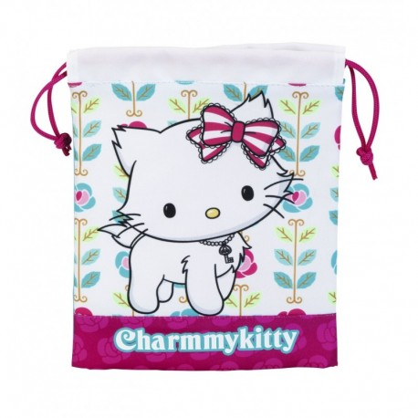 Sanrio Saculet colectia Charmmy Kitty Flowers 2