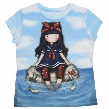 Tricou copii Santoro Gorjuss-Little Fishes