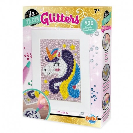BUKI France Glitters - Unicorn