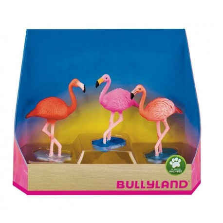 Bullyland Set Flamingo - 3 figurine