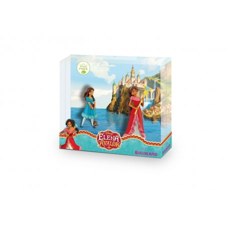 Bullyland Set Isabel+Elena din Avalor