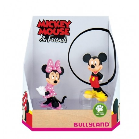 Bullyland Set Minnie si Mickey