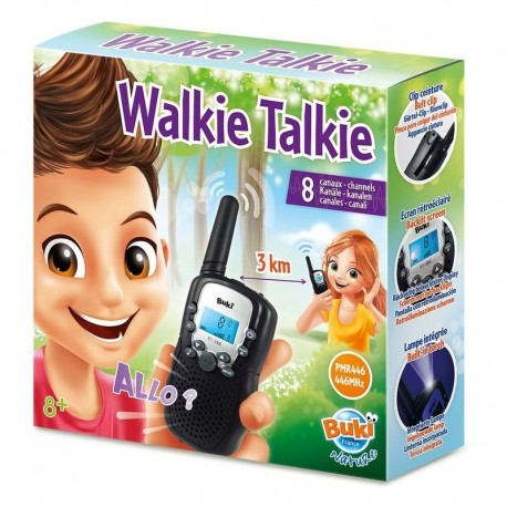 BUKI France Walkie Talkie