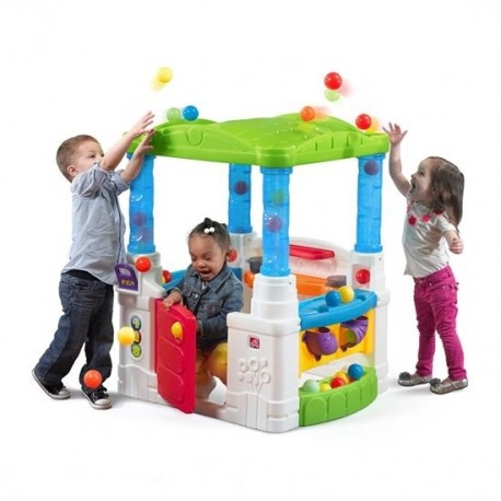 STEP2 Casuta cu bile WONDERBALL FUN HOUSE