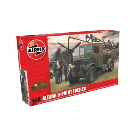 Airfix Kit constructie Albion AM463 3-Point Refueller