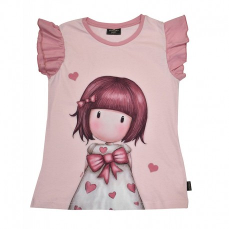 Santoro Gorjuss Tricou copii Little Heart