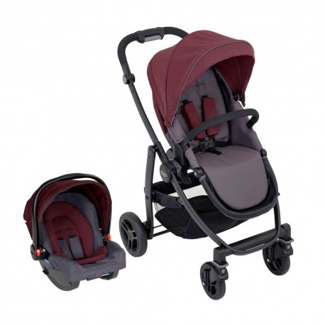 Graco Carucior Graco Evo 2 in 1 TS Crimson