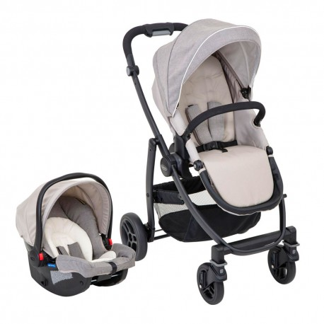 Graco Carucior Graco Evo 2 in 1 TS Toasted Almond