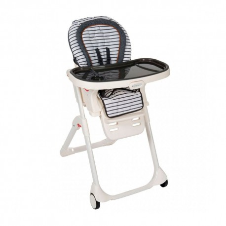 Graco Scaun de masa Graco Table2Boost 3 in 1 Breton Stripe