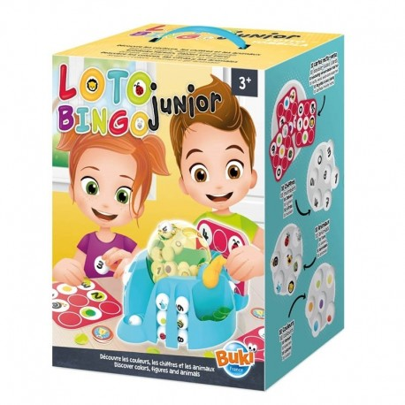 BUKI France Bingo Junior