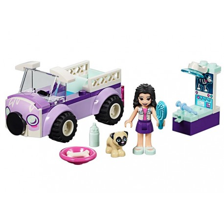 LEGO Friends Clinica veterinara mobila a Emmei (41360)