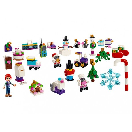 LEGO Friends Calendar de Craciun LEGO Friends (41382)