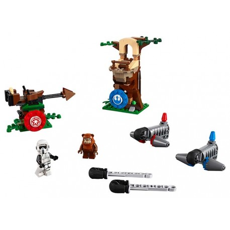 LEGO Star Wars Atacul Action Battle Endor (75238)