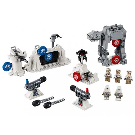 LEGO Star Wars Apararea Action Battle Echo (75241)