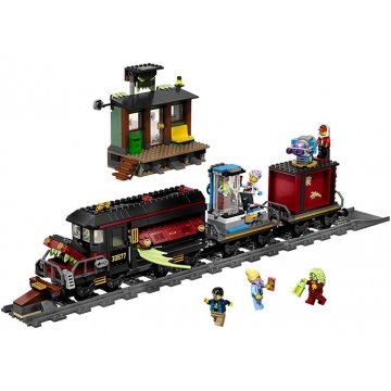 LEGO Hidden Side Trenul expres al fantomelor (70424)